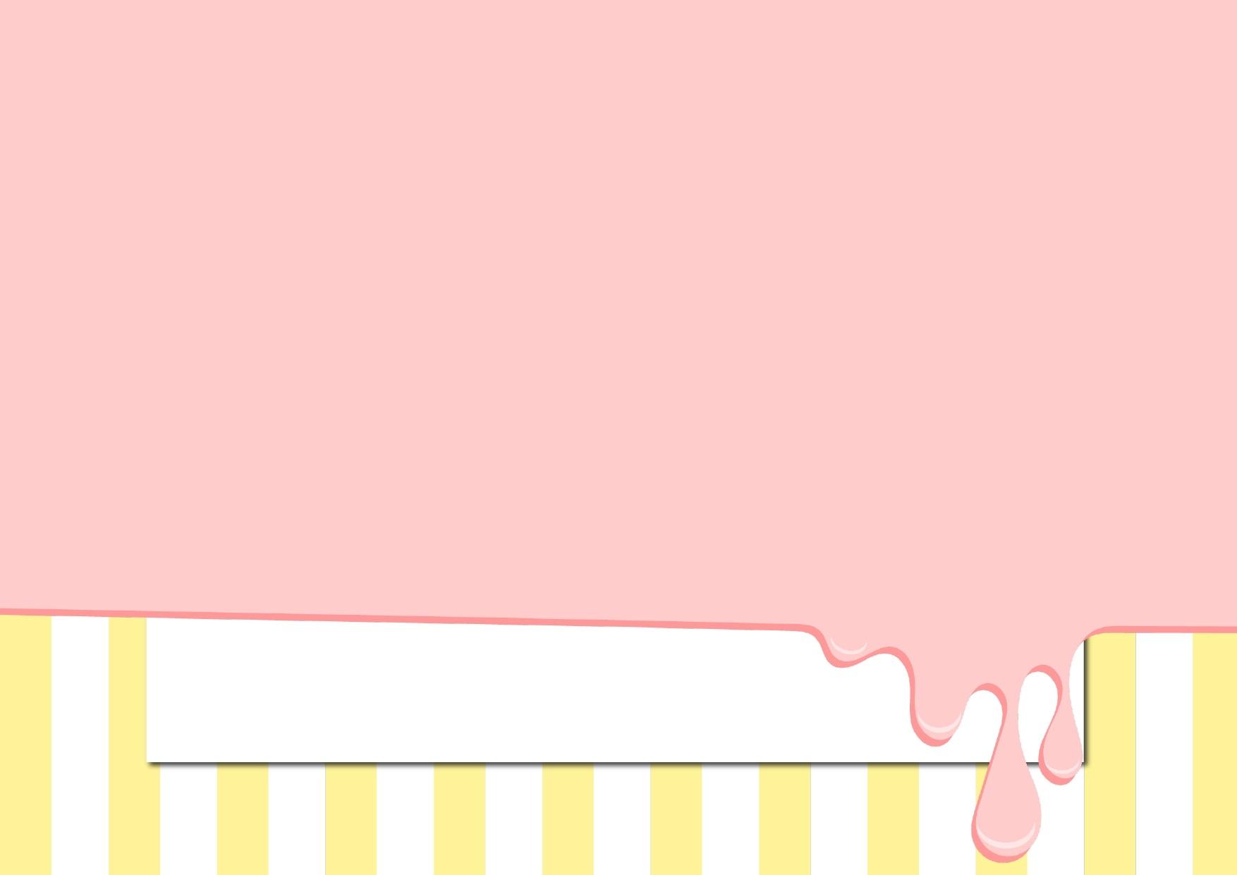 ピンクソースのフレーム